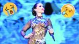 Alejandra Guzmán confesó concierto infiel Frida Sofia intérprete cantante