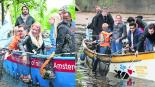Ámsterdam Holanda plástico turístico Plastic Whale
