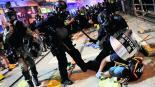 hong kong marchas protestas violencia policías enfrentamiento gas lacrimógeno china
