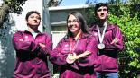 Olimpiadas Internacionales de Matemáticas Bruno Gutiérrez Chávez Ana Paula Jiménez Díaz Diego Hinojosa Téllez campeones Inglaterra