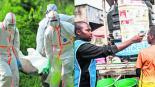 Ébola África ONU epidemia Goma Ruanda Repúbloca Democrática del Congo