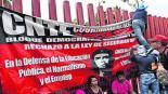 Revolución Cubana Secretaría de Educación Pública escuelas michoacanas libro de texto gratuito CNTE Coordinadora Nacional de Trabajadores de la Educación