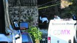 Tamalero encuentra cadáver balazo cabeza Tlalpan