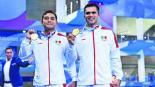 consiguen el oro 17 México Lima 2019