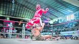 ninja jr busca consolidarse luchalibre
