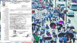 CNTE convocatoria plazas maestros leales a cambio de adscripción oaxaca docentes constancia de militancia
