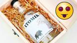 Chernóbil vodka Inglaterra ATOMIK