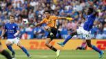 Jiménez y los Wolves empatan ante el Leicester