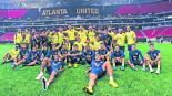 américa atlanta united futbol internacional partido juego 14 de agosto miguel herrera quinto título
