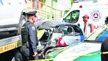 conductor muere tras impactarse con grua iztapalapa