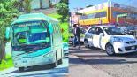 guerra camiones taxistas toluca estado de mexico edomex