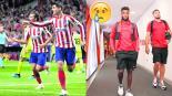 Atlético de Madrid Héctor Herrera fútbol internacional