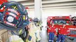 dia del bombero méxico 22 agosto