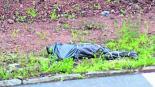 Cuerpo embolsado carretera Morelos