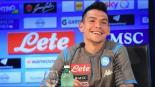 Napoli presenta al 'Chucky' Lozano