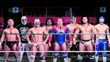Ellos son los luchadores mexicanos que participarán en el Gran Prix en la Arena México