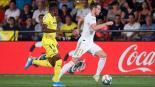 Real Madrid empata ante Villarreal con doblete de Bale