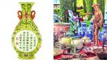 mujer compra jarrón ganga histórico valioso reliquia reino unido