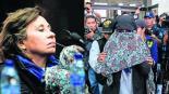 Exprimera dama de Guatemala casi de desmaya tras ser detenida por corrupción
