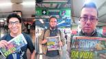 Los chakas y otros tipos de usuarios que viajan en el Metro de la CDMX