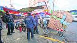 Denuncian invasión de ambulantes en Toluca