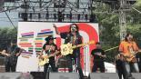 El Tri sorprende con concierto en la Glorieta de los Insurgentes por aniversario del Metro