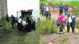 Río Lerma cadáver putrefacto