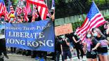 Hong Kong China Estados Unidos Donald Trump