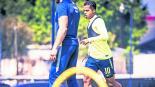 Giovani Dos Santos regresa a la cancha con el América tras lesión