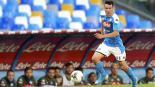 'Chucky' Lozano sale entre aplausos en triunfo del Napoli