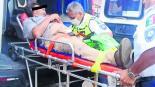 balean hombre asalto balazo pasajero atraco hospital se salva colonia universo cuernavaca