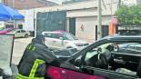 tlalpan ciudad de mexico electrocutado accidente empleado