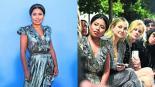 Yalitza Aparicio Nicole Kidman encuentro semana moda Nueva York