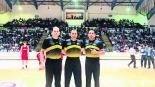 Unidad Deportiva Revolución Cuernavaca monstruos arbitraje