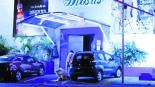 Muere bailarina bar Diosas Morelos