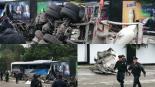 accidente santa fe mexico toluca revolvedora autobus heridos ciudad de mexico