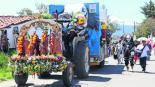 El Gráfico noticias pobladores vecinos Tlalcilalcalpan festejo celebran Santo patrono San Francisco de Asís Edomex México