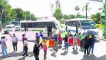 bloquean comerciantes desalojo en Morelos