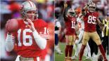joe montana 49ers san francisco tiempos nostalgia juego Los Ángeles Rams