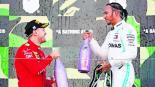 Lewis Hamilton formula 1 Gran premio de México