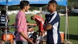 La práctica de la selección panameña de cara a la Nations League de Concacaf