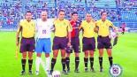 Familia árbitros Morelos