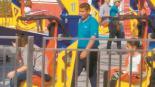 Feria, empleado, juez, La Feria, Chapultepec
