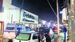 grupo armado saquea tiendas comerciales en Edomex