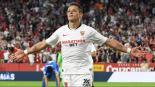 """Así fue el gol de """"Chicharito"""" Hernández ante el Getafe en LaLiga"""