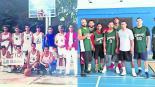 Dragones familia Cuernavaca basquetbol