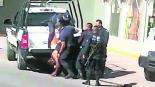 policia baleado durante un asalto en Morelos frustra robo