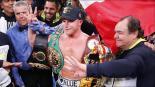 'Canelo' Álvarez hace historia en el boxeo