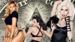 famosas pop cantantes relacionadas illuminati secta katy perry beyonce britney spears madonna lady gaga