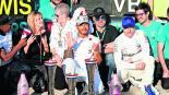 Lewis Hamilton Gran Premio de Estados Unidos